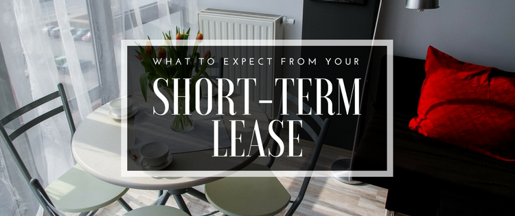 short term lease blog
